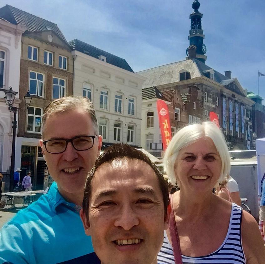 Short vacation in Holland