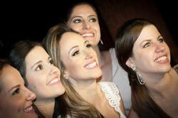 Noiva + amigas