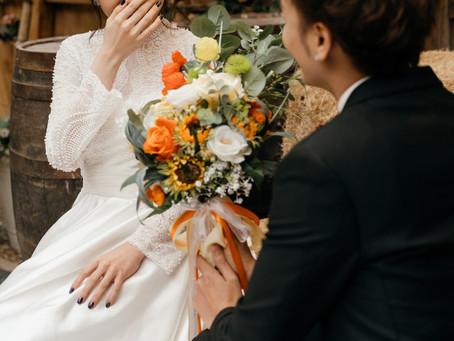 自助婚紗-美式甜搖滾風