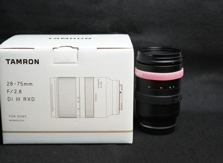 Tamron 28-75mm f/2.8 (A036) 使用一個月心得淺談
