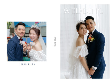 11/23 婚禮紀錄-台中林酒店