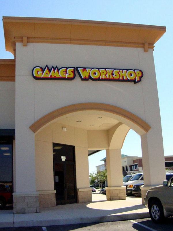Games Workshop at Tomball Crossing.JPG