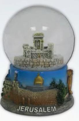 כדור שלג בית מקדש