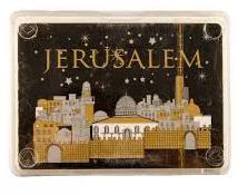 חפיסת קלפי ירושלים