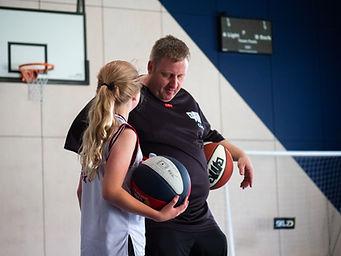 basketball coach skills trainer