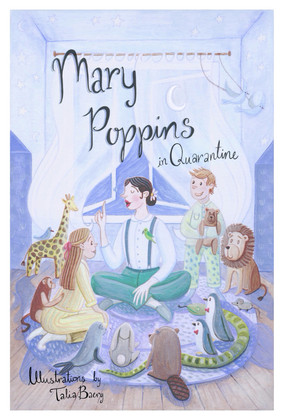 Mary Poppins in Quarantine