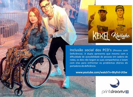 Inclusão de pessoa com deficiência (PCD)