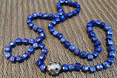 DIAMONDS, BLUE SAPPHIRES