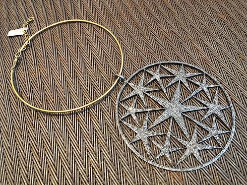 DIAMONDS (STARS), SILVER