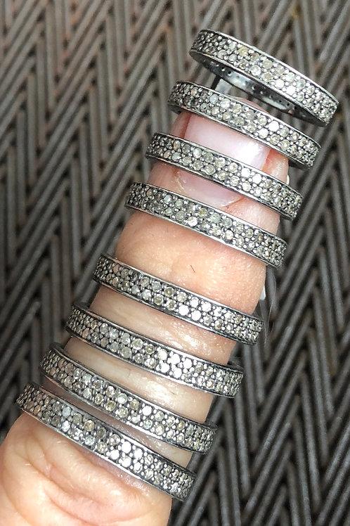 DIAMONDS, SILVER