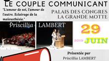 CONFERENCE / LE COUPLE COMMUNICANT, éclairage de la maïeusthésie. Priscillia Lambert