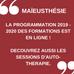 Maïeusthésie à La Grande Motte : Rentrée 2019-2020 !  NOUVEAU : les sessions d'auto-thérapie.