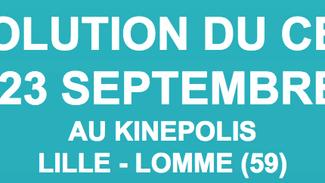 Conférence de Thierry TOURNEBISE à LILLE - Formations en maieusthésie