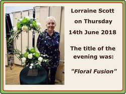 2018 06 June Lorraine Scott