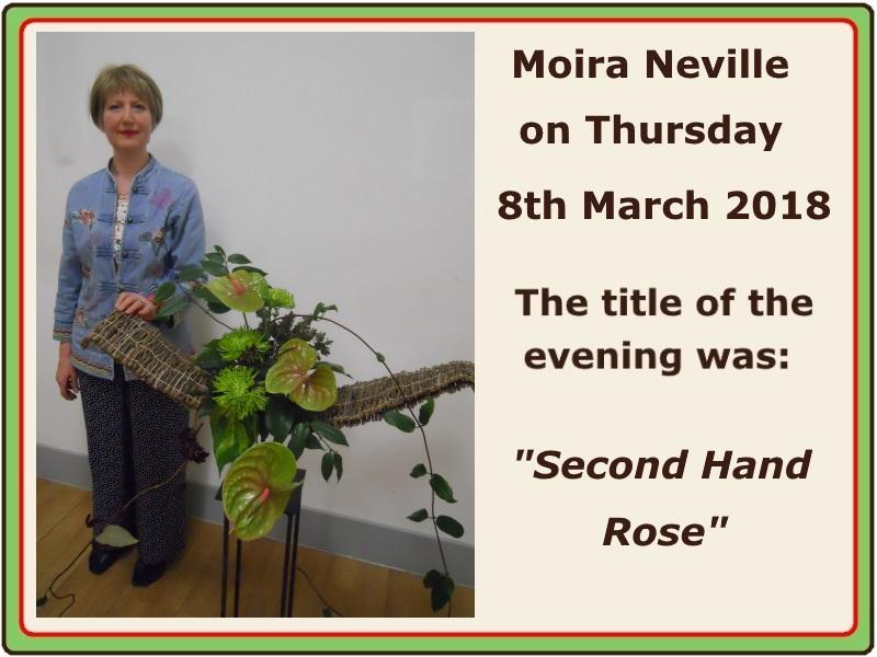 2018 03 March Moira Neville