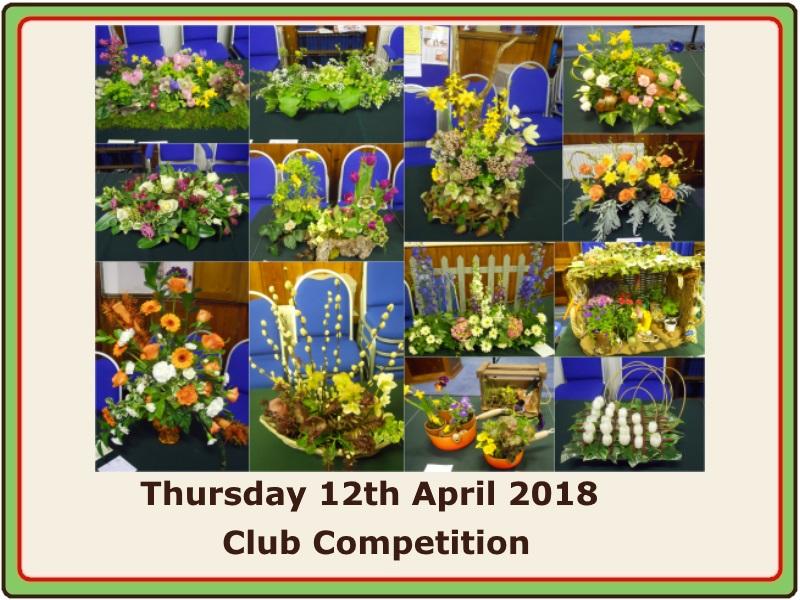 2018 04 April Competition