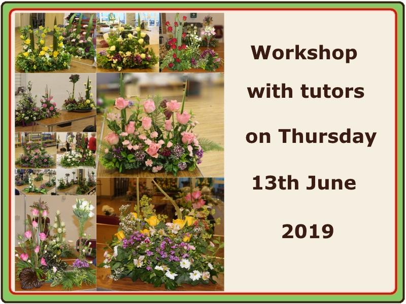 2019 06 June Workshop