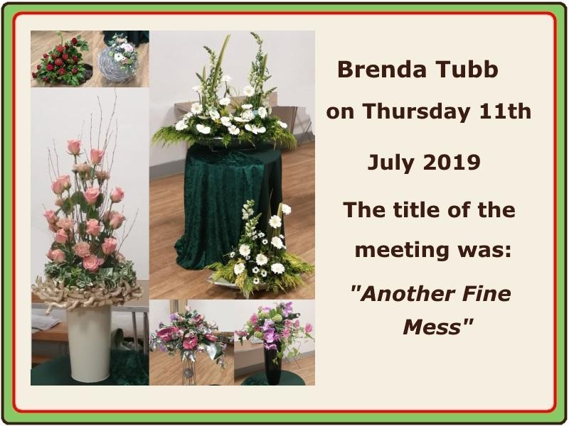 BADFC 2019 07 July Brenda Tubb