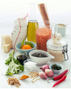 Condiments, Spices & Bake