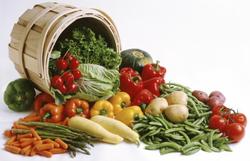 Produce: Fruits & Vegetables