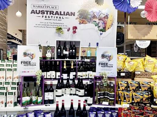The Marketplace Australian Festival 2021