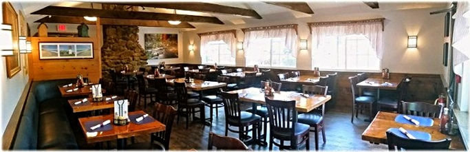 The Cabin - Middleboro, MA - Pizza & Seafood Restaurant