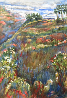 Sue Ann Daffara-California Hillside-HM.j