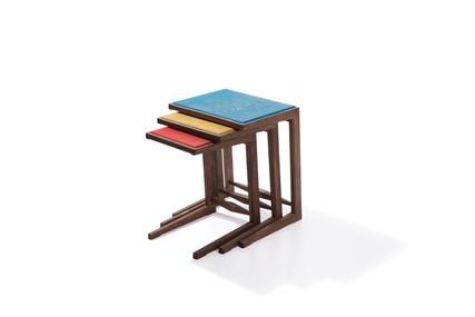 Multi Color Bedside Tables