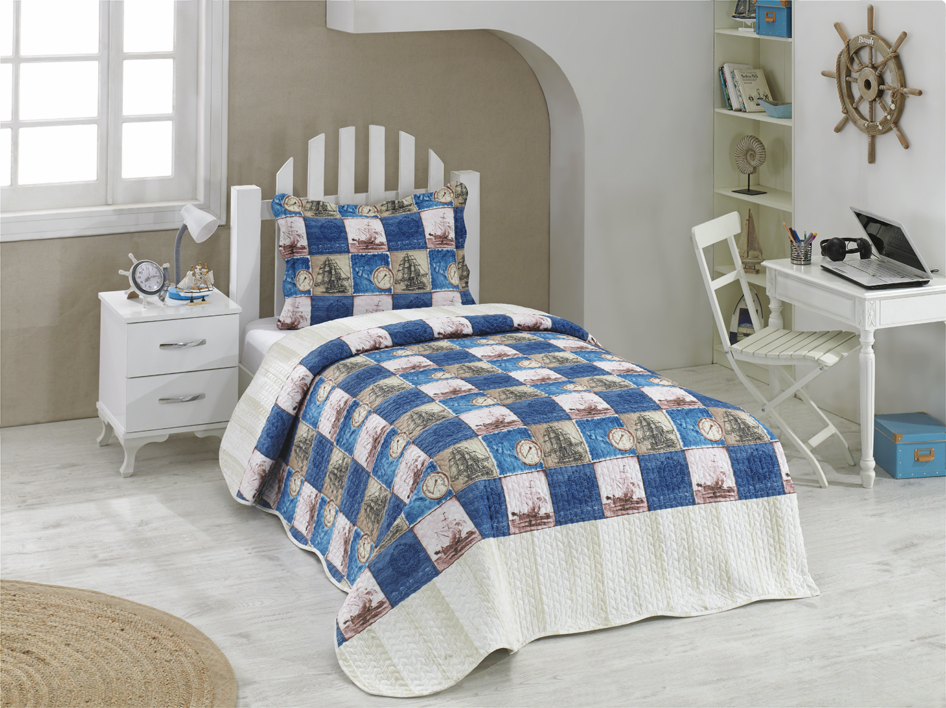 Quilt Cover Set - Single
