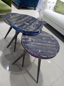 Artistic Bedside Tables