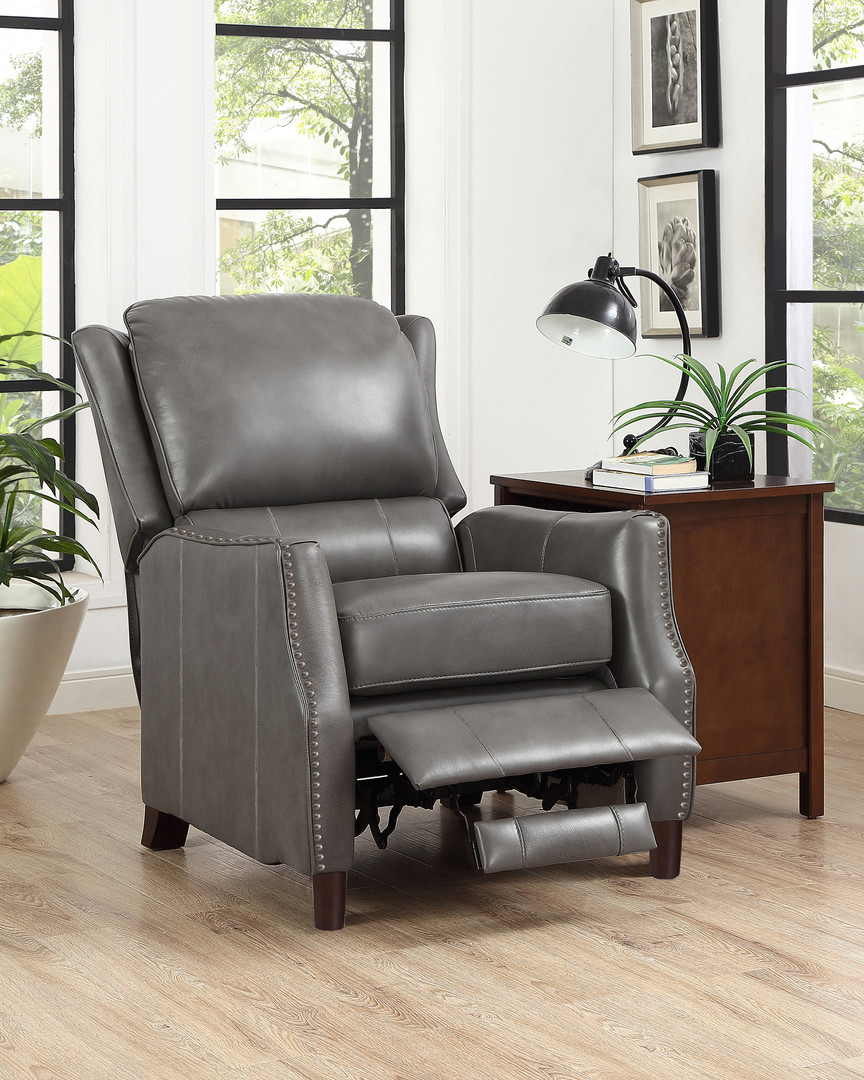 SINGLE RECLINER - GREY