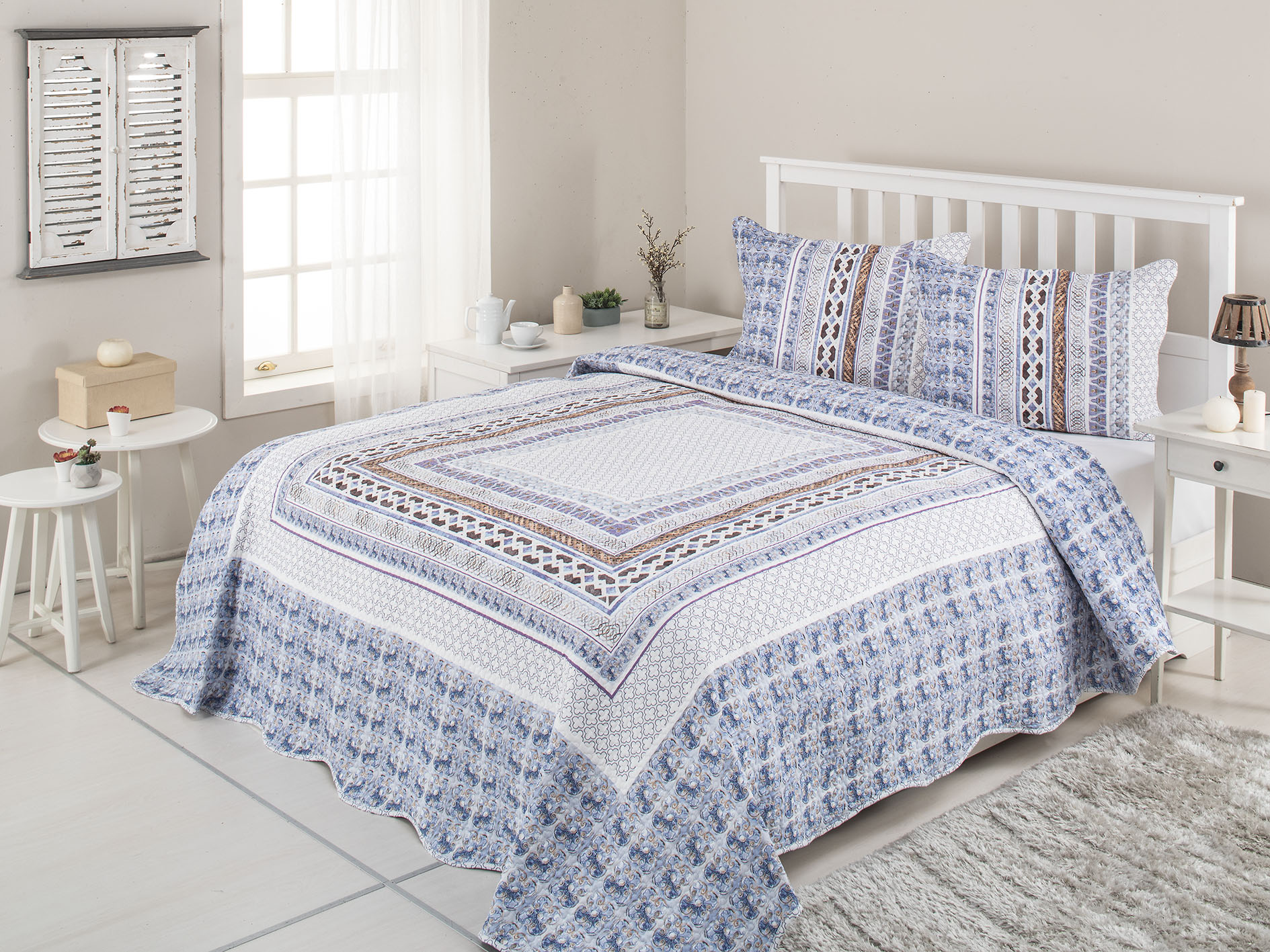 Quilt Cover Set - King Size