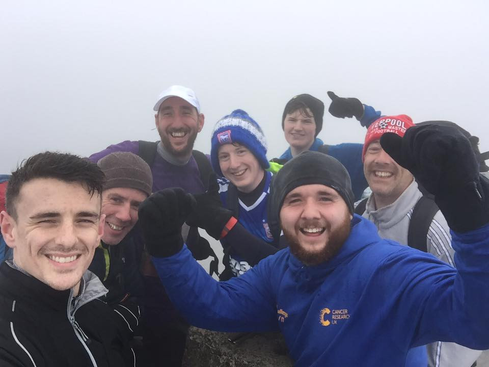 Group Picture 2 Ben Nevis