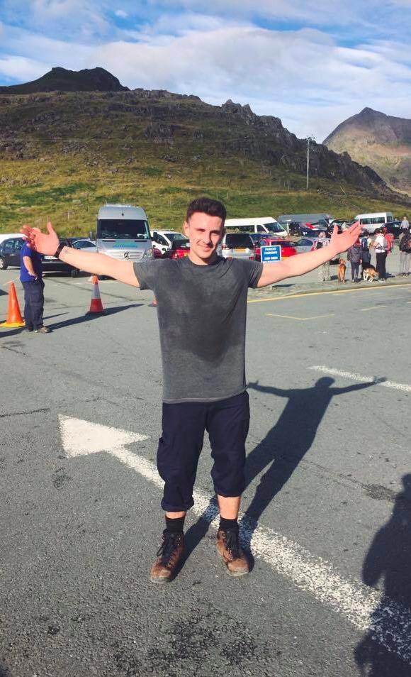 Snowdon Finish