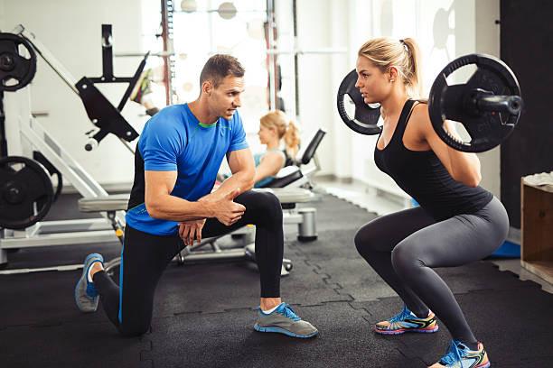 Personal Trainer - Squat