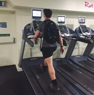 Training For The 3 Peaks Challenge