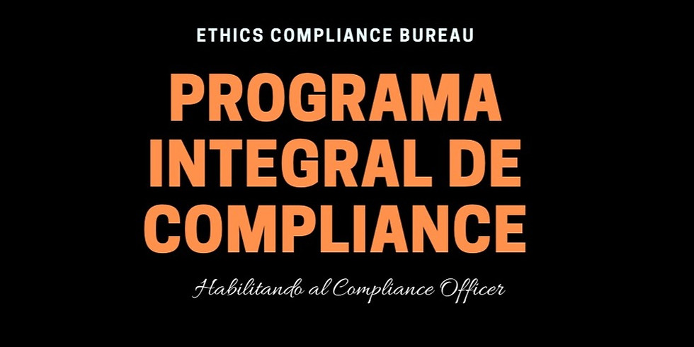 Programa Integral de Compliance