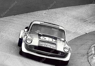 Unipower #9 at Nurburgring 31st May 1970