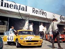 #766.2  Nurburgring 1969  Stan Robinson