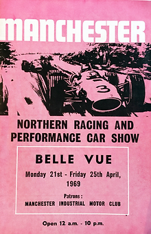 Manchester Northern Racing Car Show 1969