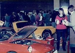 1984 Brighton Metropole Classic Car Show