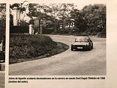 Jamie de Agustin Sant Cugat-Tibidabo hil