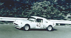 Unipower Nurbergring 500kms Sept 1969 s.