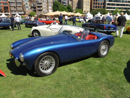 London Concours 2021- Images from the event
