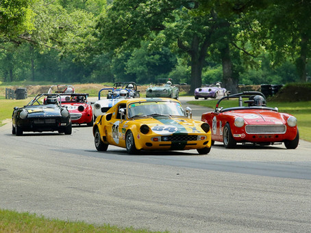 Racing in the USA