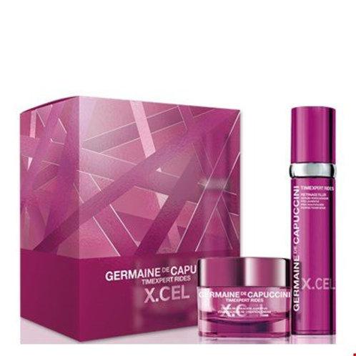 Germaine de Capuccini X.CEL Retinage Filler serum Youthfulness Recreation Cream