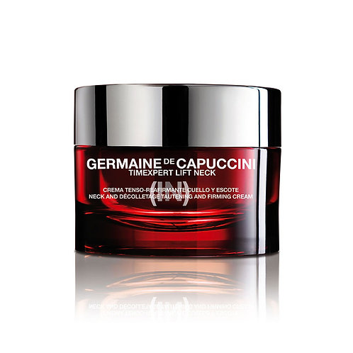 Neck and Decolletage Tautening and Firming Cream