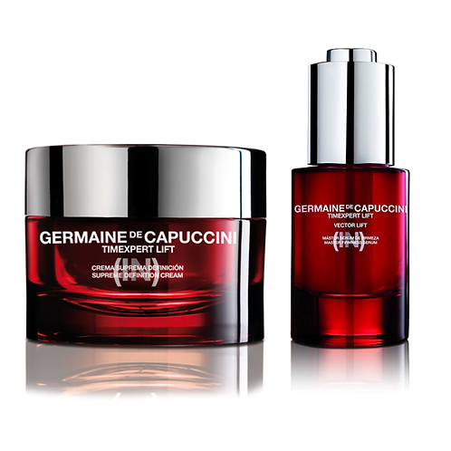Germaine de Capuccini Vector Lift Serum and Supreme Definition Cream Set