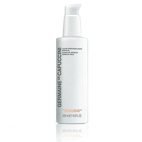 Germaine de Capuccini Essential Makeup Removal Milk