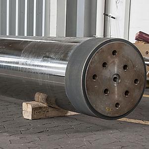 Kolbenstange laserbeschichtet _ Piston r